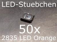 50x 2835 LED Orange