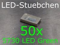 50x 5730 LED Grün