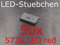 50x 5730 LED Rot