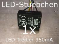 LED DC/DC Konstantstromquelle 350mA, LDD-350 HW