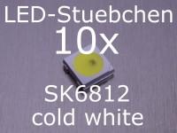 SK6812 Kalt weisse LED mit integriertem WS2811 controller