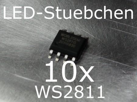WS2811 LED-Treiber IC