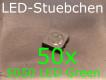 50x 5050 LED Grün
