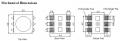 10x WS2813 - 5050 RGB LED mit integriertem WS2811 LED-Treiber IC